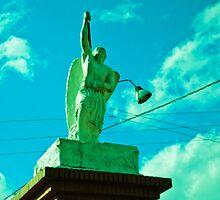 Monument of Cundinamarca. by ALEJANDRA TRIANA MUÑOZ