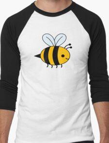 Big Bee Men's Baseball ¾ T-Shirt