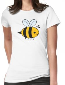 Big Bee Womens Fitted T-Shirt