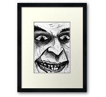 Rogues Gallery - Joker Framed Print