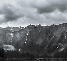 Avalanche Lake by Joshua Lais