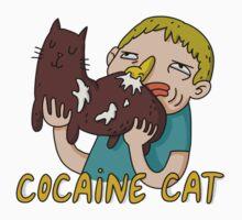 Cocaine Cat by gotonat