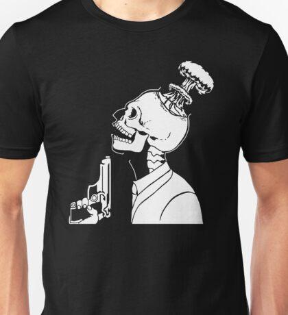 Suicide, Homicide, Genocide Unisex T-Shirt