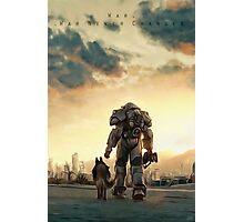 Fallout 4 - The Companions  Photographic Print