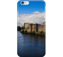 River in Dublin, Ireland iPhone Case/Skin