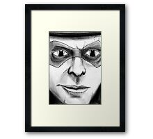 Rogues Gallery - Riddler Framed Print