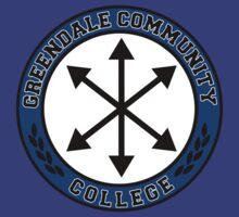 Greendale Community College by kingUgo