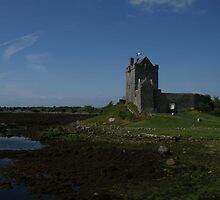 Dunguaire Castle, Kinvara, Co. Galway, Ireland by Allen Lucas