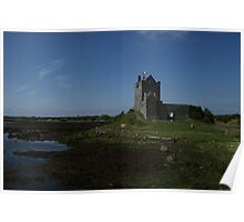 Dunguaire Castle, Kinvara, Co. Galway, Ireland Poster