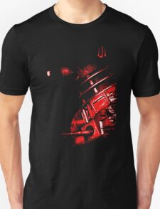 Dalek Beta – Red T-Shirt