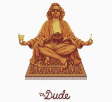 The Dude Budha The Big Lebowski One Piece - Short Sleeve