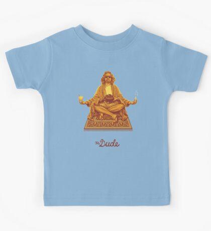 The Dude Budha The Big Lebowski Kids Tee