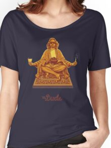 The Dude Budha The Big Lebowski Women's Relaxed Fit T-Shirt
