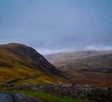 Ireland Hills by Ashley Hirst