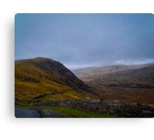 Ireland Hills Canvas Print