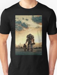 Fallout 4 - The Companions  T-Shirt