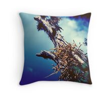 Branched out Throw Pillow
