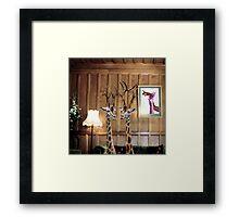 Living Room Framed Print