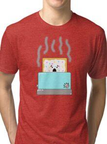 A Poptart's Bitter End Tri-blend T-Shirt