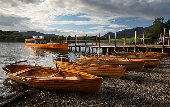 Derwent Water by Patricia Jacobs DPAGB LRPS BPE4