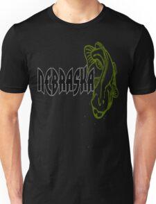 FISH NEBRASKA VINTAGE LOGO Unisex T-Shirt