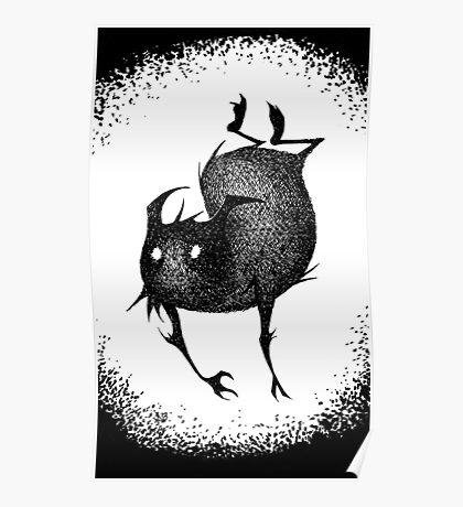 Sketch Gremlin Poster