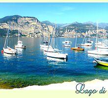 Lago di Garda by ©The Creative  Minds