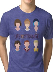 life is strange Tri-blend T-Shirt