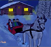 The Night Before Christmas by louie ferris