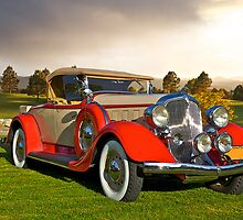 1934 Chrysler Roadster II by DaveKoontz