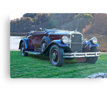 1930 Pierce-Arrow B Roadster II Metal Print
