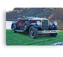 1930 Pierce-Arrow B Roadster II Canvas Print