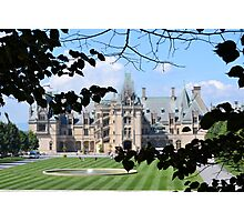 Framing the Biltmore Photographic Print
