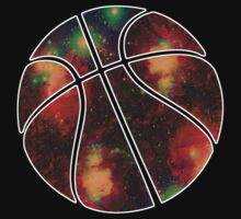 Basketball Galaxy by Cheesybee