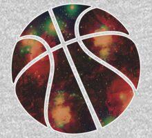 Basketball Galaxy Kids Clothes