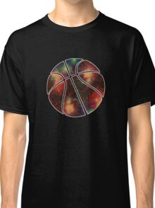 Basketball Galaxy Classic T-Shirt