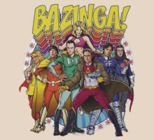 the big bang theory by scipio