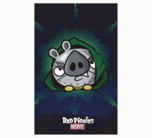 Bad Piggies and Marvel villain mashup Dr Doom Kids Clothes