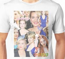 kate winslet collage Unisex T-Shirt