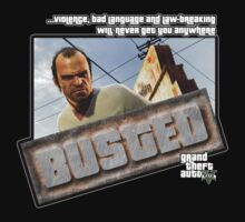 GTA V Busted by DaisyGraphics
