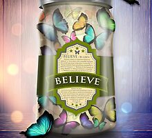 """""""Soul Purpose"""" Collection: Believe © Jar by soaringanchor"""