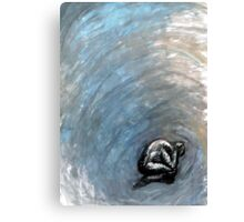 Xavier 02 - Painting Canvas Print