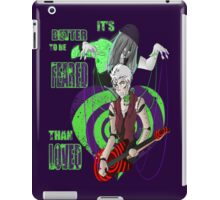 Mad T Party -Special Edition- T Virus Dormouse & March Hare iPad Case/Skin