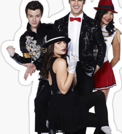 Glee divas Sticker