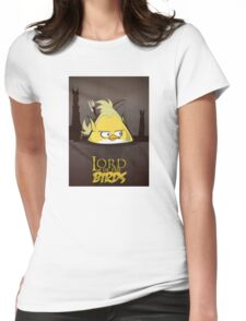 Lord of the Birds - Legolas Womens Fitted T-Shirt