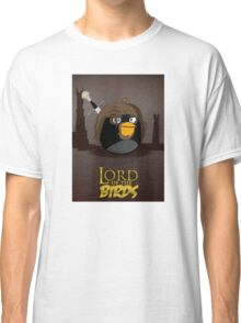 Lord of the Birds - Aragorn Classic T-Shirt