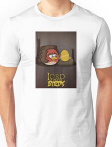 Lord of the Birds - Frodo Unisex T-Shirt