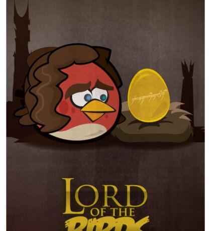 Lord of the Birds - Frodo Sticker