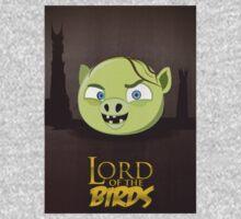 Lord of the Birds - Gollum One Piece - Long Sleeve