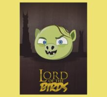 Lord of the Birds - Gollum Kids Clothes